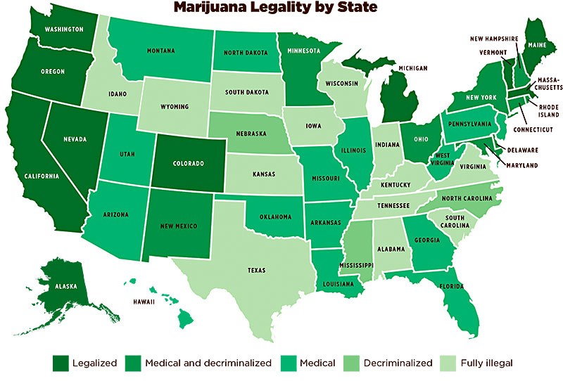 At the Capitol, Texas Tries to Catch Up With Cannabis: From ...