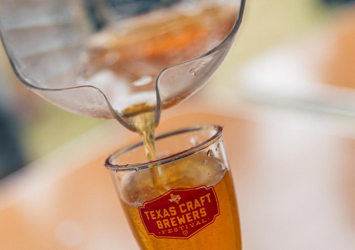 Texas craft brewers festival contests events for Texas craft brewers festival