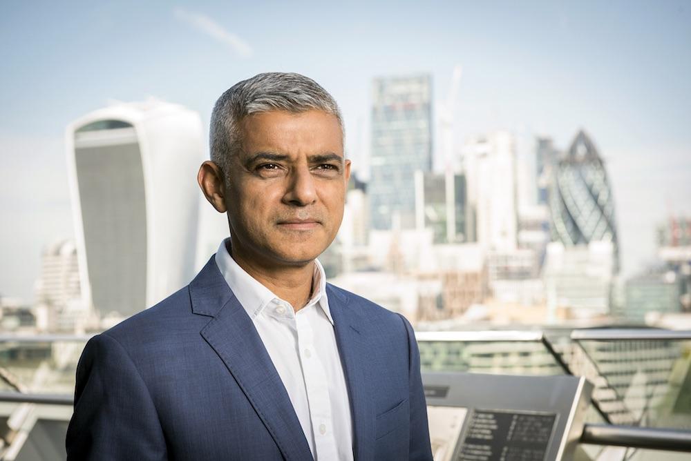 London Mayor Sadiq Khan for SXSW: Trailblazing politician ...
