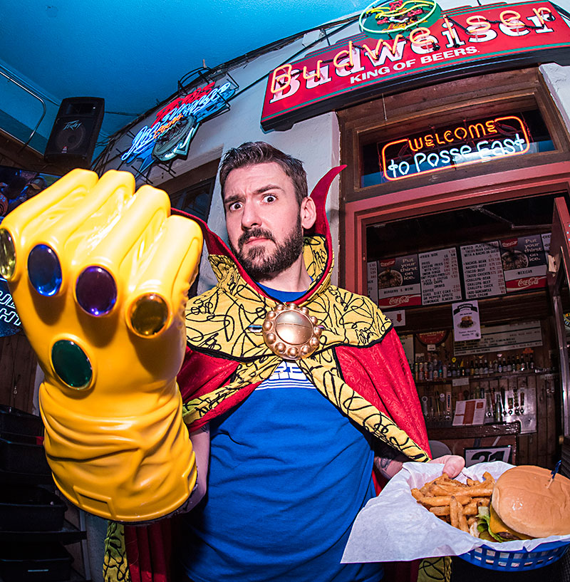 Comics Writer Donny Cates Casts Spells on Doctor Strange: Marvel's