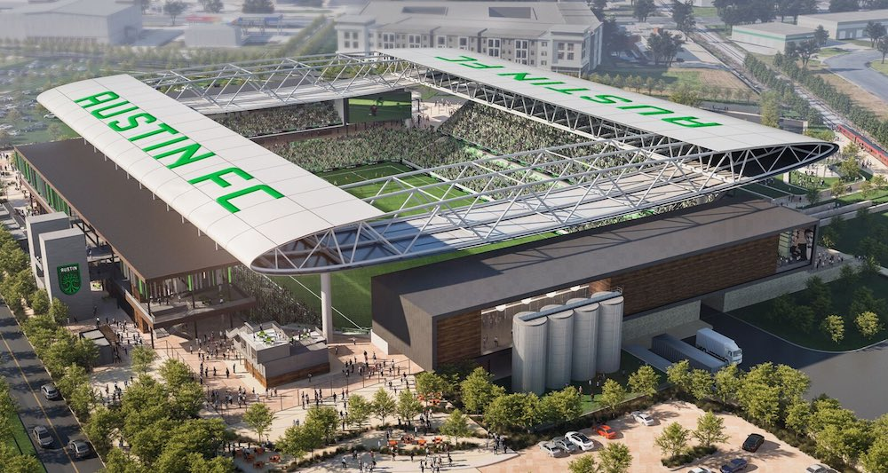 Austin Finalizes $225 Million MLS Stadium Deal