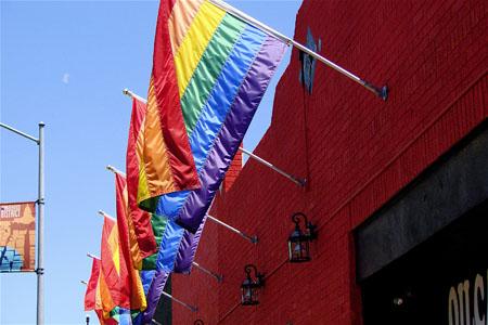 pride day gay 2008 Austin