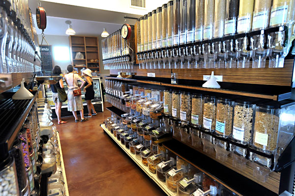 Restaurant review food the austin chronicle - Zero packaging grocery store ...
