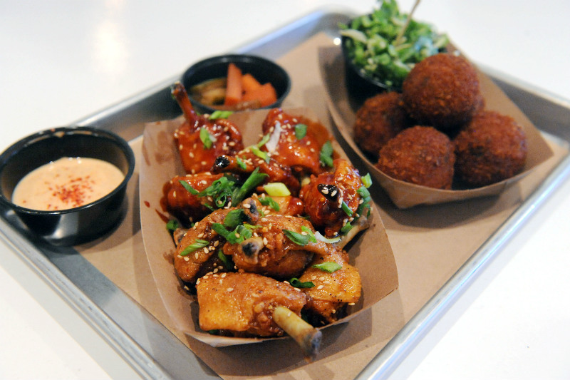 First Look Chilantro Restaurant Jae Kim Goes From Truck To Table