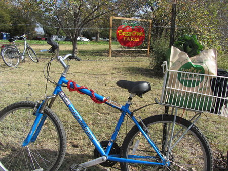 Stopping at Boggy Creek Farm