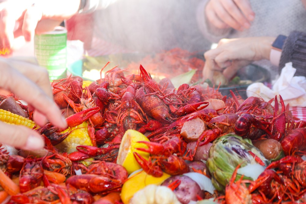 10 Crawfish Boils to Get Your Season Started: Dive into an all-you