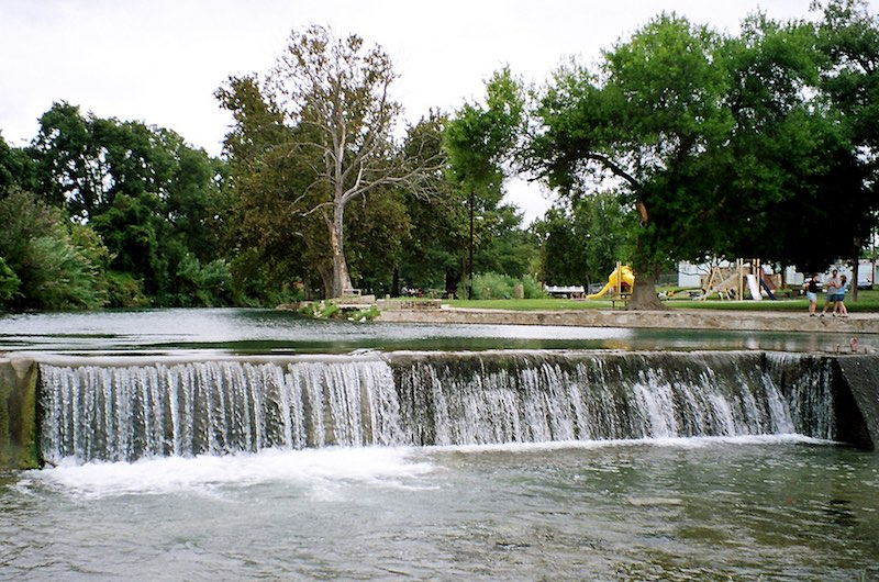 Day Trips Amp Beyond Texas Springs Under Threat Visit