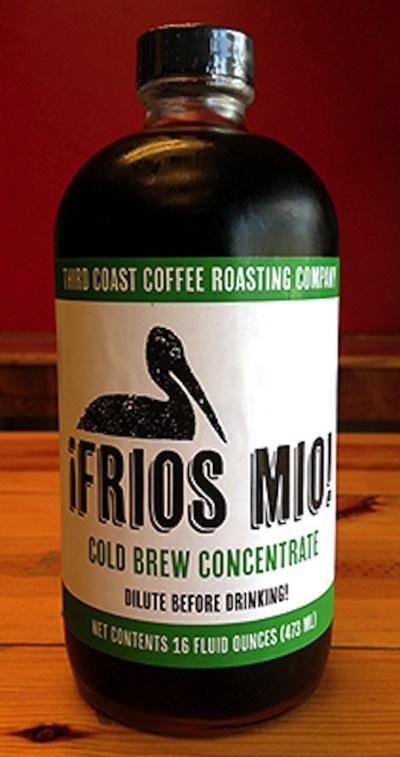 Free Cold-Brew Coffee at in gredients Tomorrow Afternoon