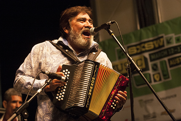 Heavy Cumbia: Celso Piña: 9:15pm, Hierba stage - Music - The
