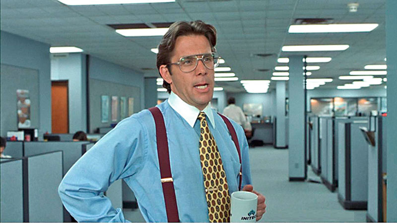 Gary Cole On Playing Bill Lumbergh, Office Spaceu0027s Saturday Stealing  Monster.