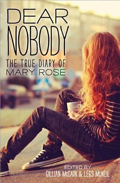 Dear nobody book report