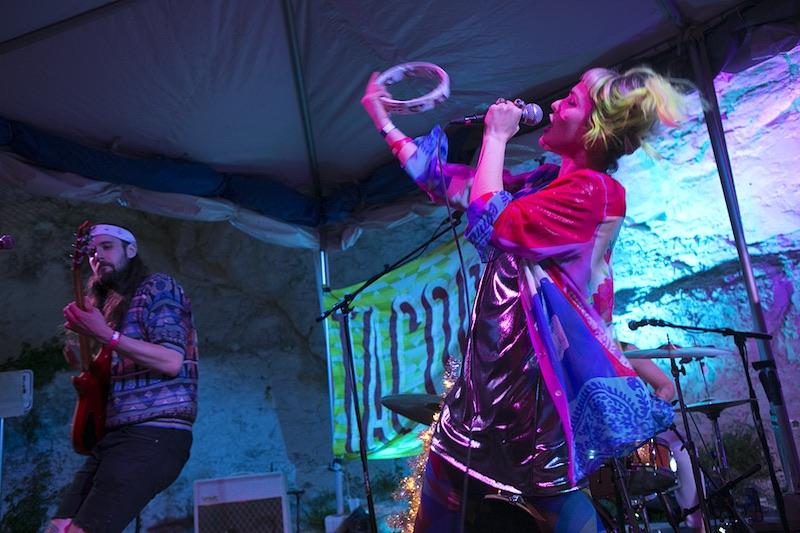 SXSW Music: Hardly Art Showcase: Light, surf, fun – until it