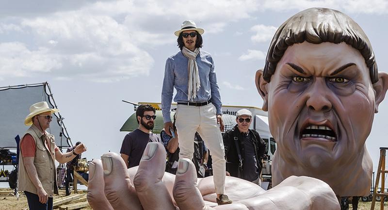 The Man Who Killed Don Quixote ile ilgili görsel sonucu