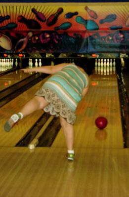 lesbian bowling