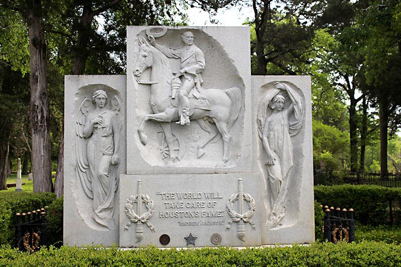 Day Trips Sam Houston S Grave Huntsville Monument To