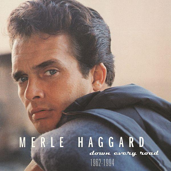 Image result for merle haggard down every road images
