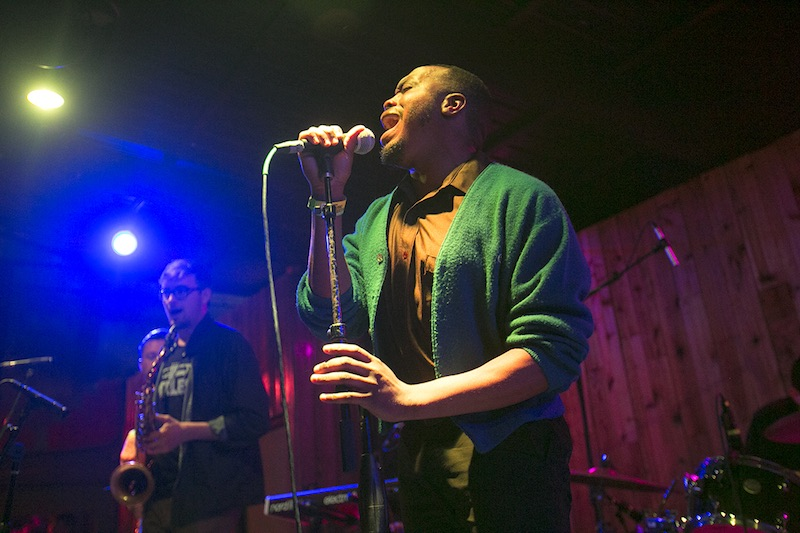 SXSW Music Live: Durand Jones & the Indications, Jamila