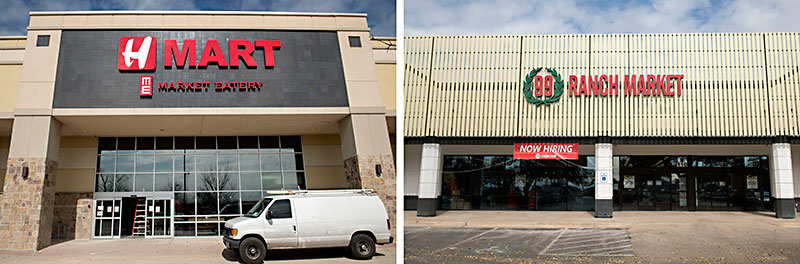 Mega Chains H Mart And 99 Ranch Market Come To Austin