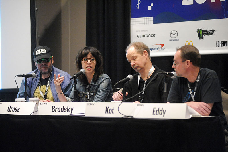 Sxsw Panel Do Music Journalists Matter Anymore Not Even