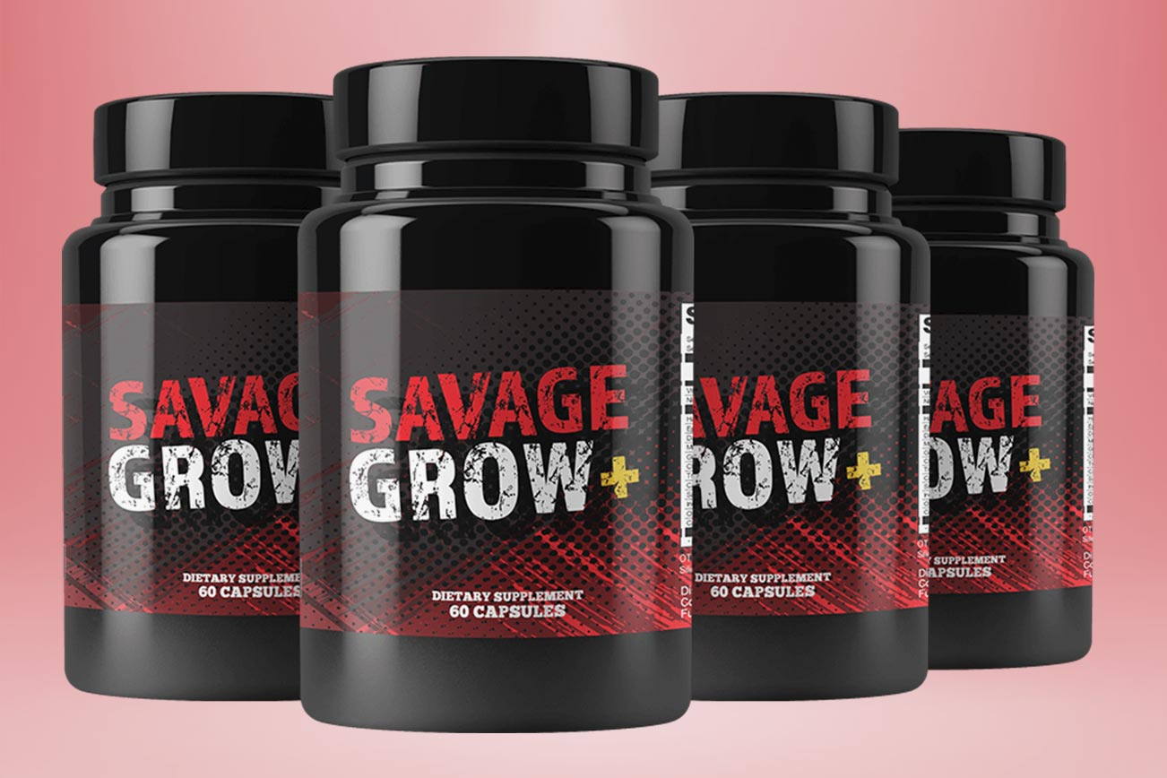 Savage Grow Plus Reviews: Male Enhancement Pill Scam or Does It Work? Does  Savage Grow Plus work or a male enhancement pill scam? - Chron Events - The  Austin Chronicle