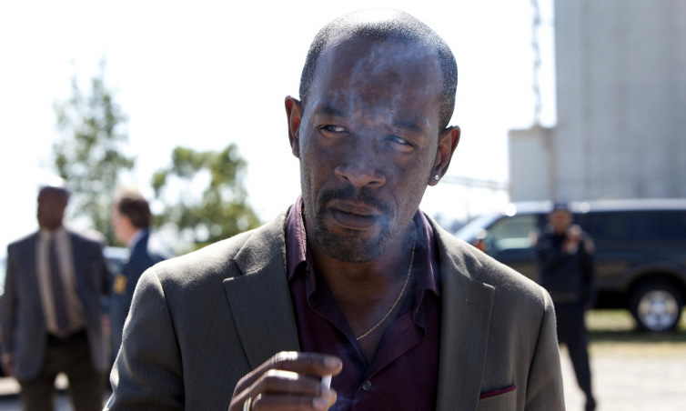 Importing a 'Low Winter Sun': Lennie James and Mark Strong ...
