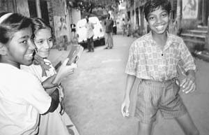 Born Into Brothels: Calcutta's Red Light Kids