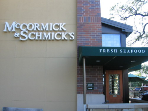 mccormick   schmick s the austin chronicle mccormick and schmick's austin tx mccormick and schmick's austin closed
