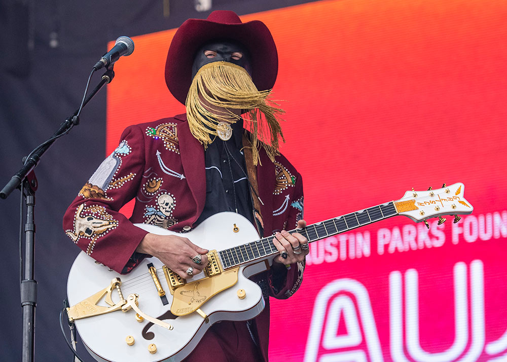 North Valley Honda >> ACL Live Review: Orville Peck: Canadian Lone Ranger croons ...