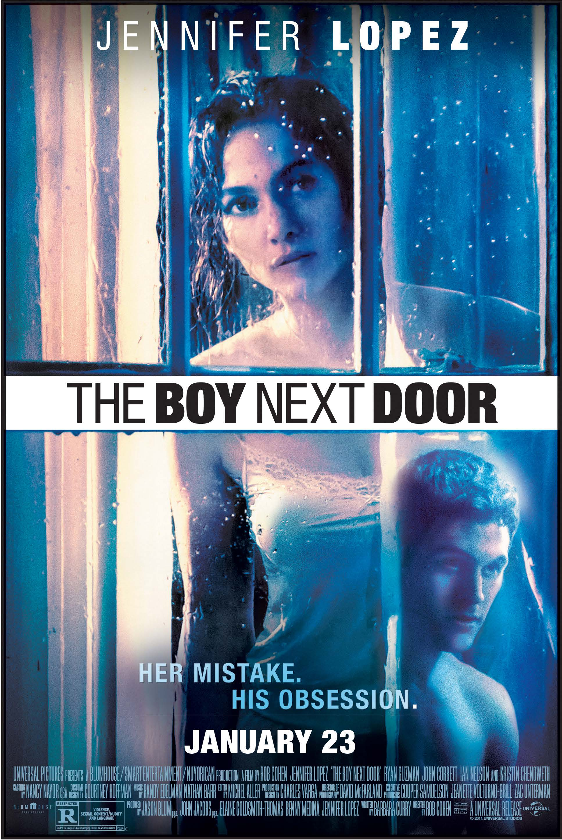 Win passes to 'The Boy Next Door' starring Jennifer Lopez