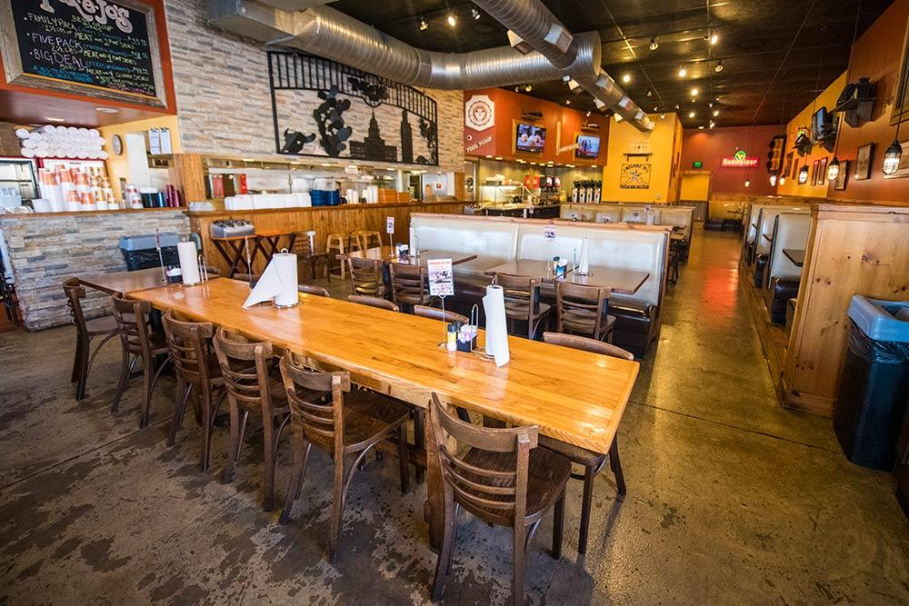 Restaurants Near South Lamar And Barton Springs In Austin