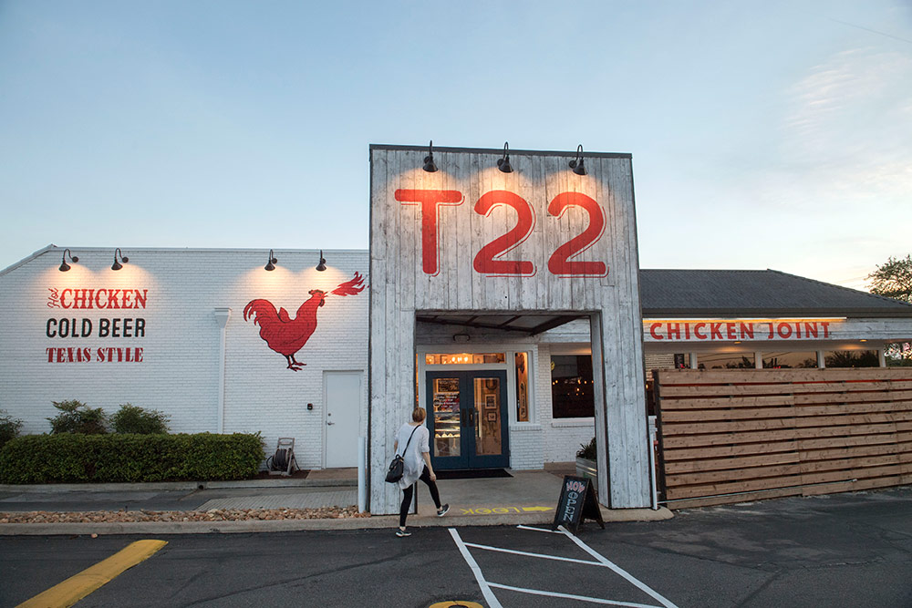 First Plates 2018 Midtown T22 Chicken Joint The Austin Chronicle