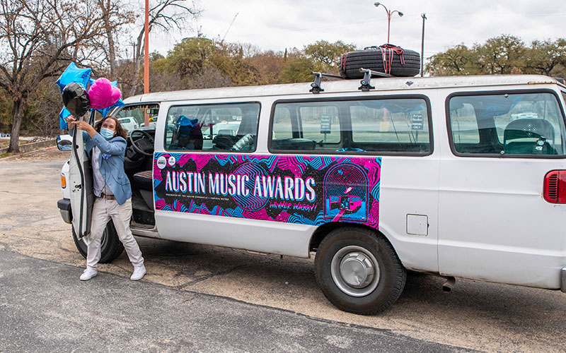 Faster Than Sound: Only in Austin