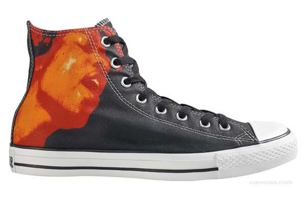 save off 2fb70 078b8 Converse All-Star Watchtower  Jimi Hendrix Redemption  No dead rock star is  safe - Design - The Austin Chronicle