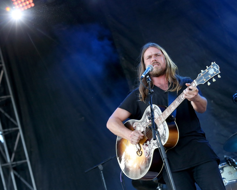 Lukas Nelson & Promise of the Real at Music Hall of