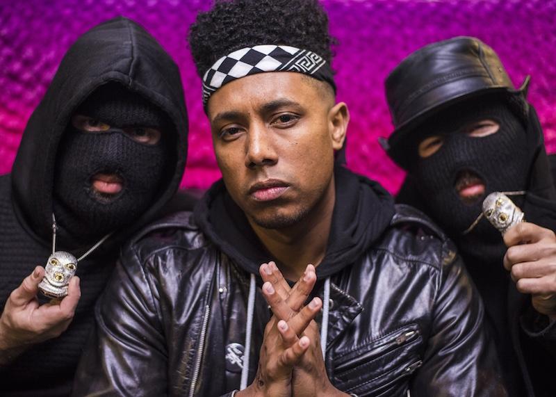 Hip hop headgear crossword