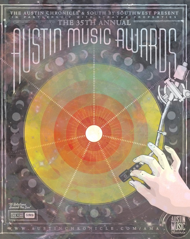 aa2395cb217e0 Austin Music Awards  Industry Accolades Announced  Best radio station