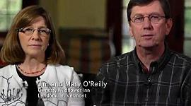 Jim and Mary O'Reilly: America's blandest couple