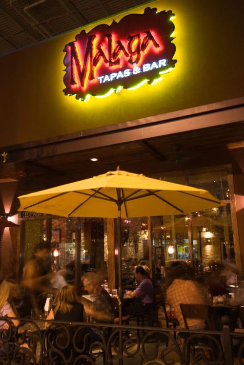 M laga tapas bar the austin chronicle for Restaurant guide