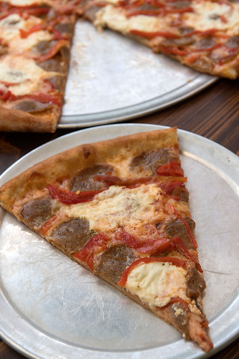 Restaurant Review Home Slice Pizzas New Location As Great