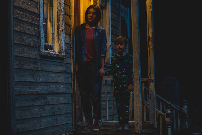 Mercy Black Menaces Netflix: Owen Egerton's latest for Blumhouse