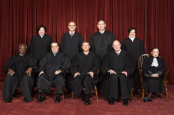 The SCOTUS with the mostest