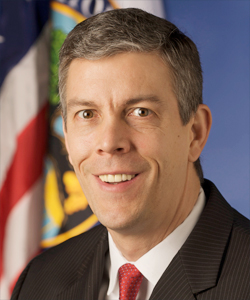 US Secretary of Education Arne Duncan: A little bit of the Chicago Way at SXSWedu