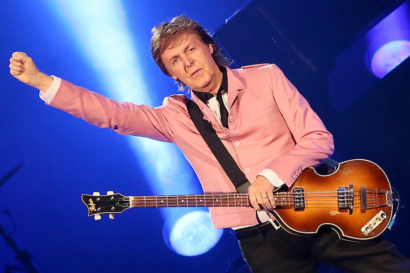Paul McCartney At The Frank Erwin Center In Austin May 22 2013 Photo By Gary Miller