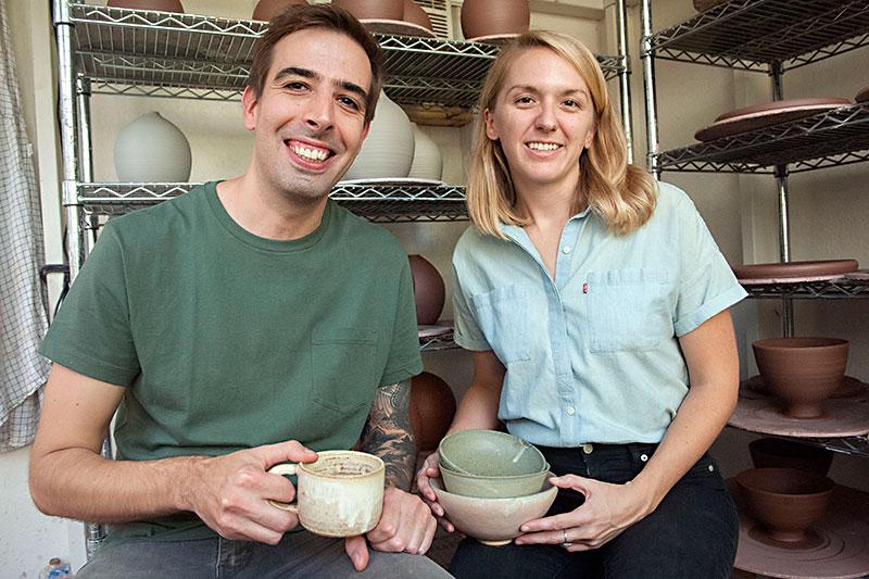 Era Ceramics Creates Dinnerware for Austin's Top Restaurants: Local