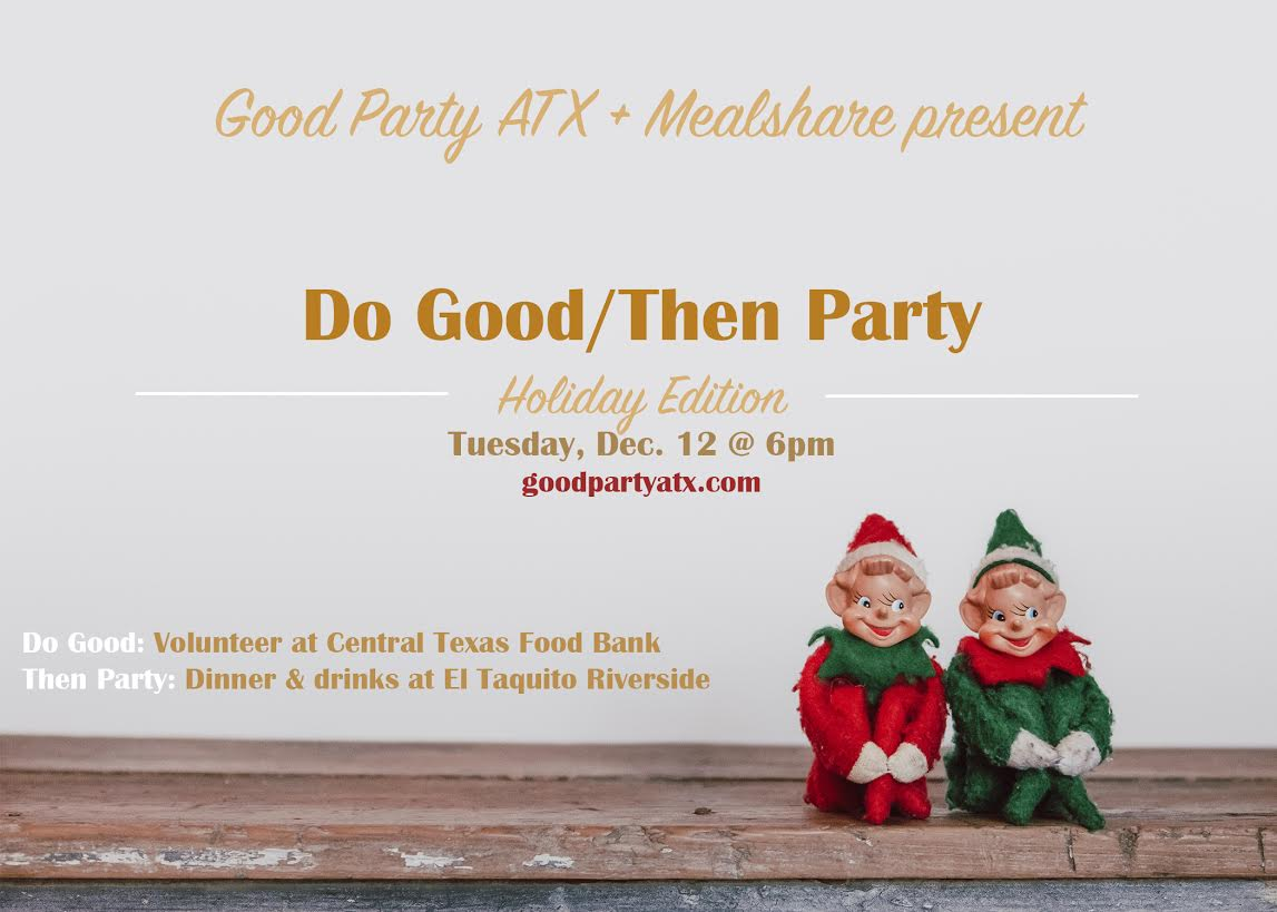 Do Good/Then Party: Holiday Edition - Community Calendar - The ...