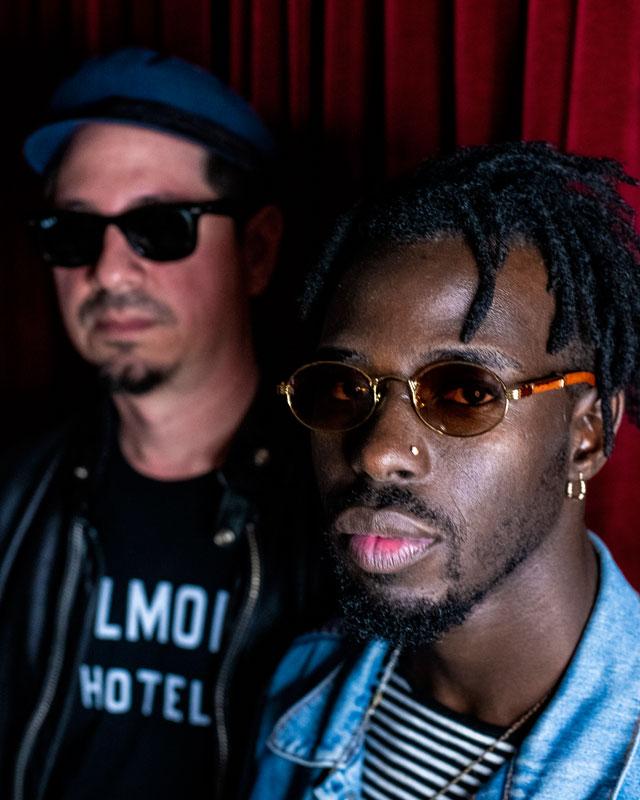 différemment 64323 a0a20 Black Pumas - Best New Austin Band - Austin Music Awards ...