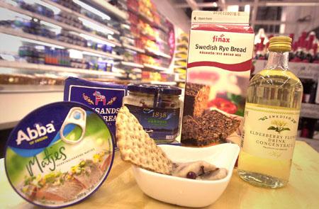 a taste of sweden ikea food market and cafe ikea food market and cafe food the austin. Black Bedroom Furniture Sets. Home Design Ideas