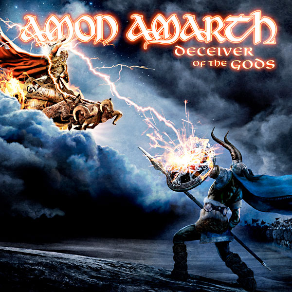 Amon Amarth: Deceiver of the Gods Album Review - Music - The Austin