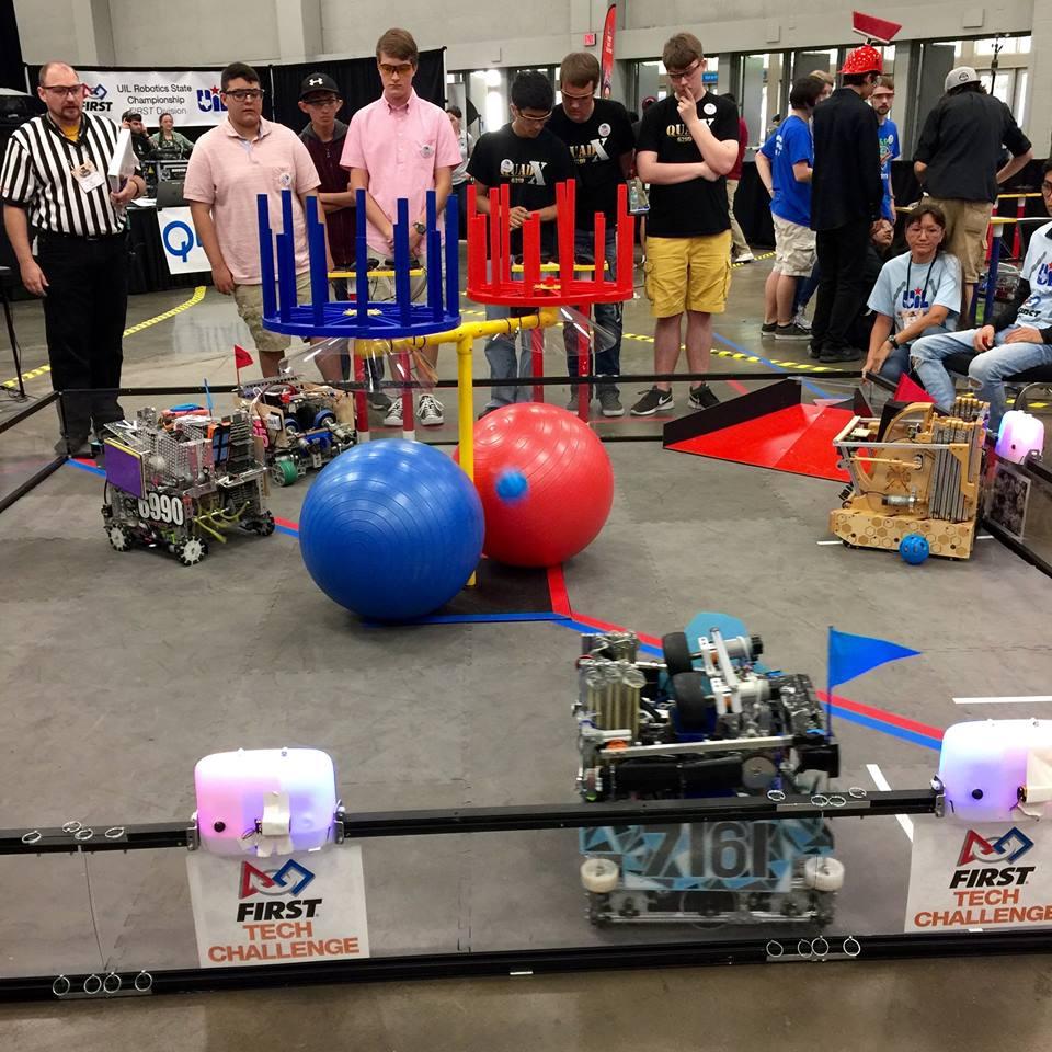 Showroom Showoff 2019 Civic Touring: Alamo Robotics Regional Championship
