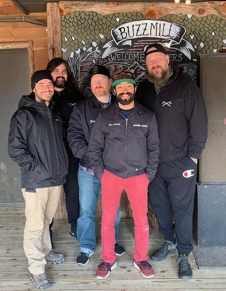 Buzz Mill's Lumber Society Teaches Primitive Survival Skills